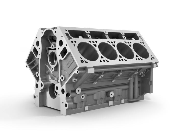 Blok Silinder, sumber : supercar.id
