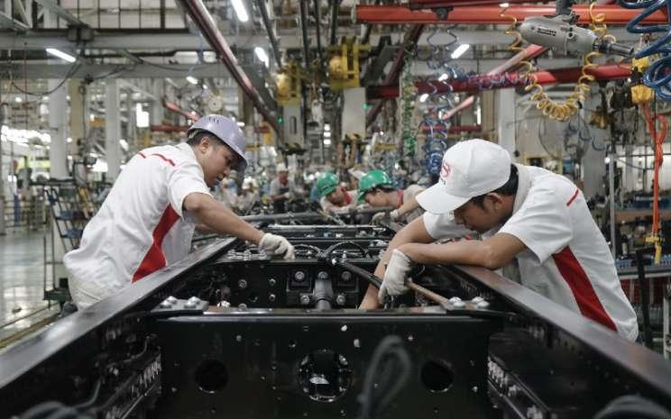 Industri Otomotif, sumber Bisnis.com