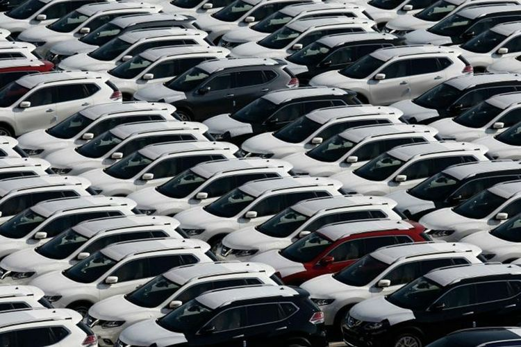 Penjualan Mobil, sumber Kompas.com