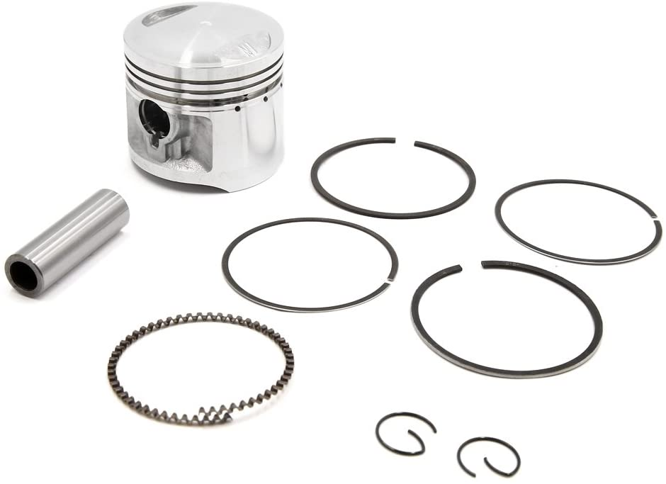 Piston dan Ring Piston, sumber Amazon.com