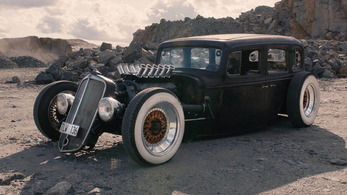 Hotrod Car, sumber Drive Mag
