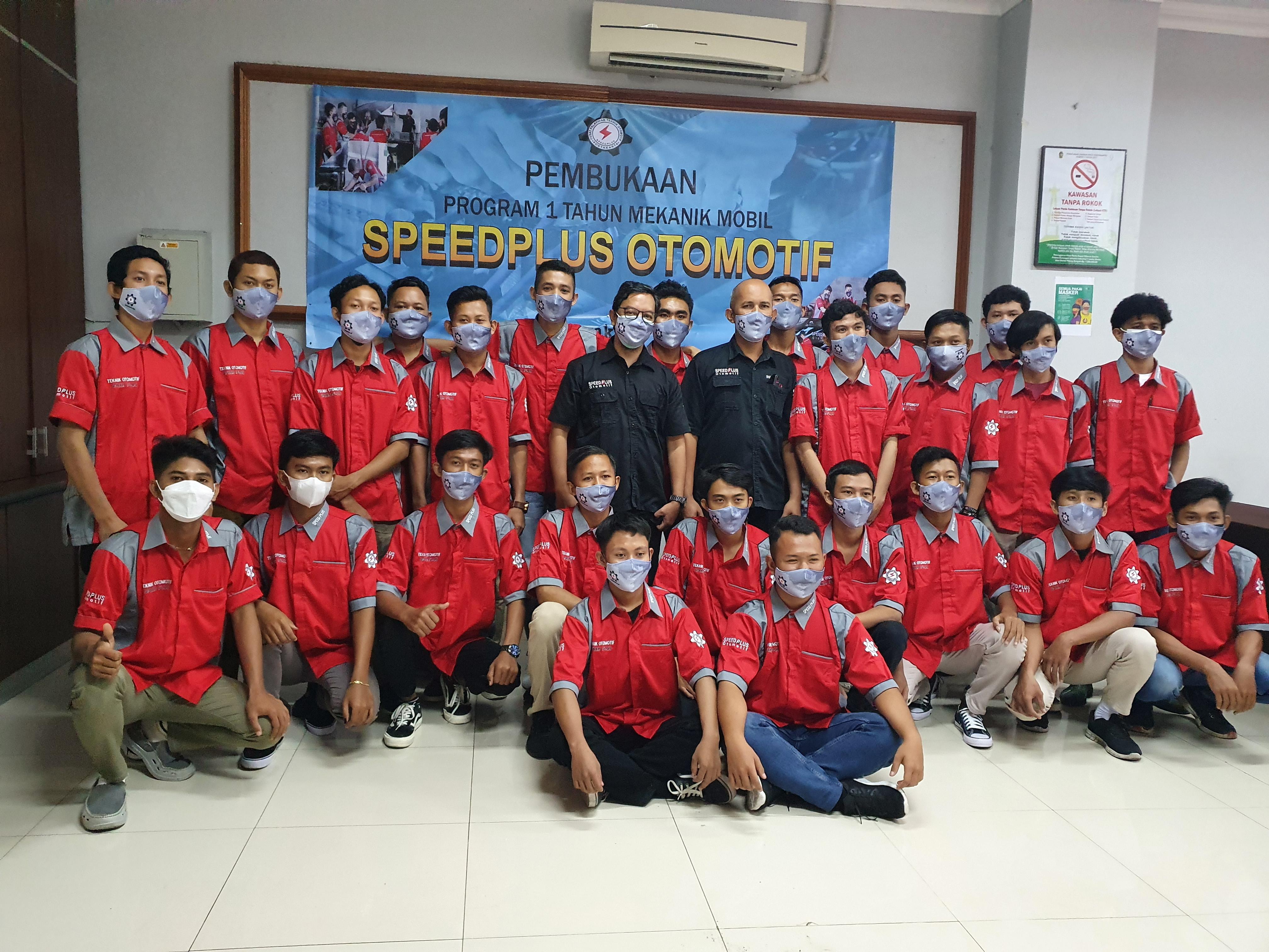 Peserta Program Angkatan ke-17, sumber SpeedPlus